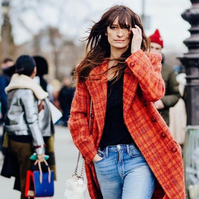 The simplicity of carolinedemaigret  carolinedemaigret parisienne streetfashion streetstyle instafashionhellip